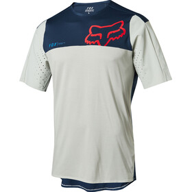 Fox Attack Pro Short Sleeve Jersey Men light indigo